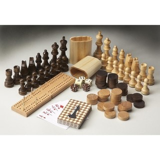 Butler Wood Game Pieces