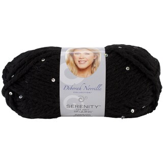 Deborah Norville Collection Serenity Chunky Sequin Yarn