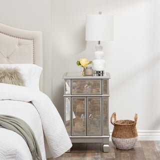 ABBYSON LIVING Sophie Mirrored Accent Table
