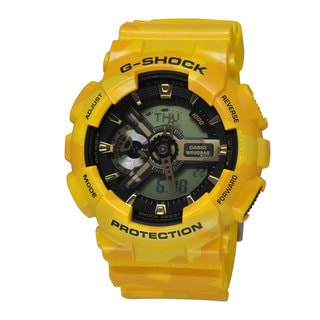 Casio Men's GA110CM-9A G-Shock Black Watch