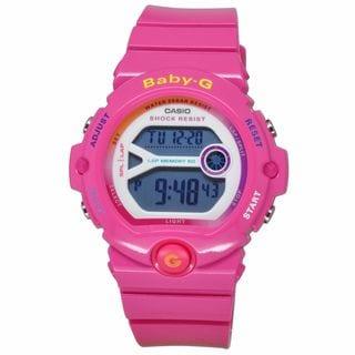 Casio Women's BG6903-4B Baby-G White Watch
