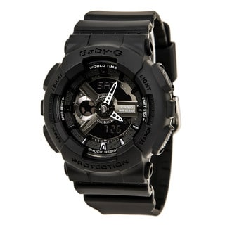 Casio Women's BA110BC-1A Baby-G Black Watch