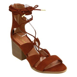 QUPID Women's Sandals