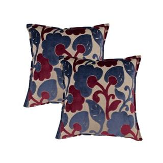 Sherry Kline Bouquet 20-inch Decorative Throw Pillow (Set of 2)