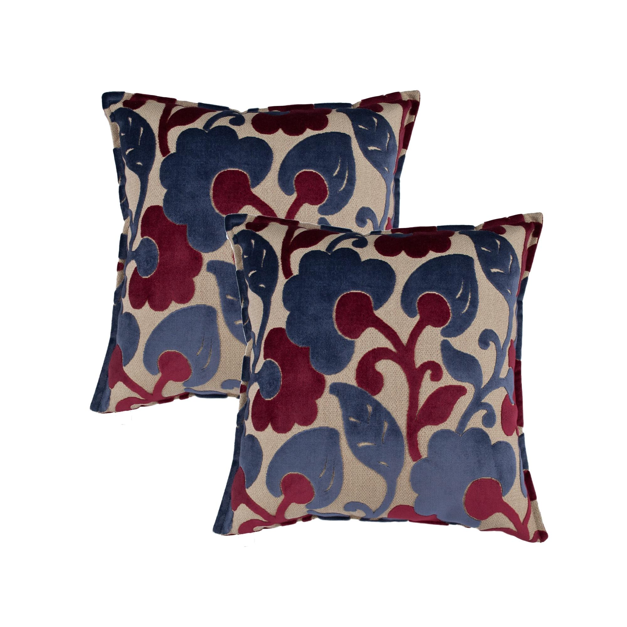 Bouquet 20 Inch Decorative Throw Pillow
