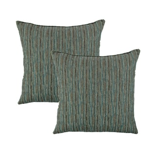 Sherry Kline Mirage 20-inch Reversible Decorative Throw Pillow (Set of 2)