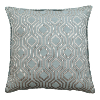 Sherry Kline Santana Geo 18-inch Decorative Throw Pillow (set of 2)