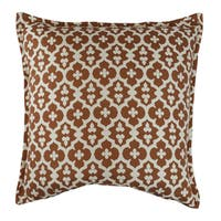 Sherry Kline Constantine Accent 18-inch Decorative Throw Pillow (Set of 2)
