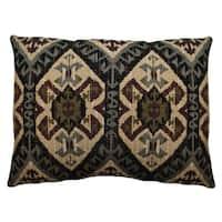 Sherry Kline Ripple Effect 18 x 26  Decorative Throw Pillow