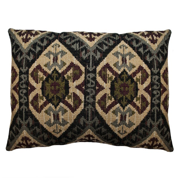 Sherry Kline Ripple Effect 18 x 26  Decorative Throw Pillow