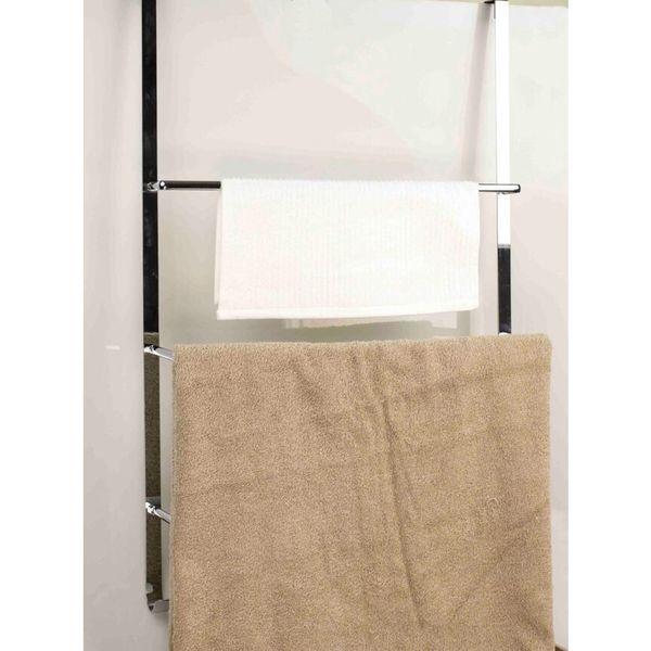 Home Basics Heavy Duty 3-Tier Over-The-Door Towel Rack
