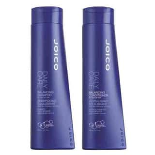 Joico Daily Care Balancing 10-ounce Shampoo and Conditioner Duo|https://ak1.ostkcdn.com/images/products/12074885/P18941774.jpg?impolicy=medium