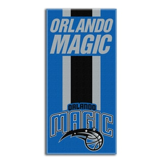 NBA 620 Magic Zone Read Beach Towel