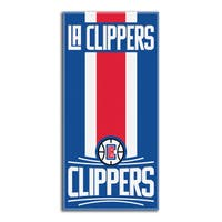 NBA 620 Clippers Zone Read Beach Towel