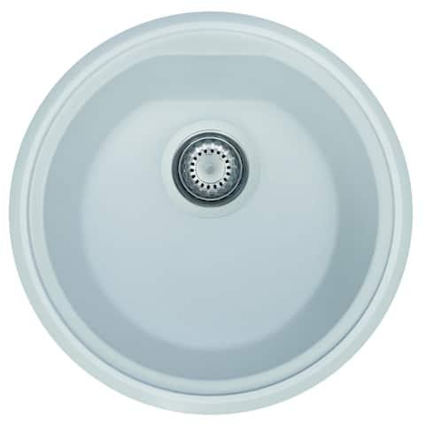 Buy Round, Undermount Kitchen Sinks Online at Overstock.com   Our ...