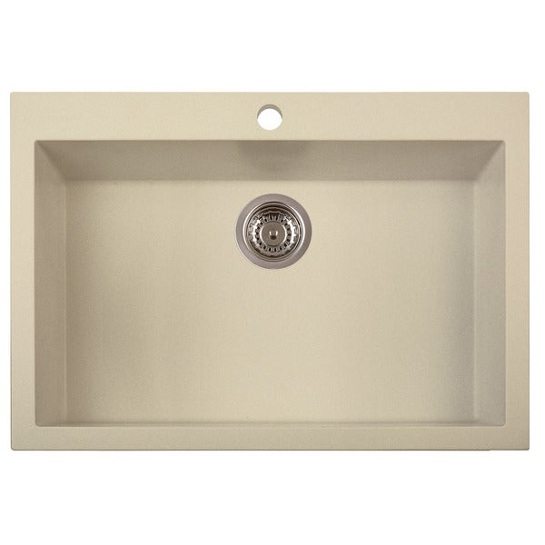 Inch Composite Kitchen Sink