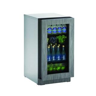 U-Line 2000 Series 2218 - 18 Inch Integrated Framed Glass Door Refrigerator