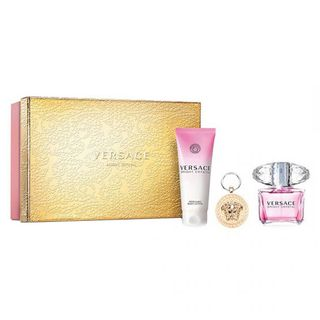 Versace Bright Crystal Women's 3-piece Gift Set
