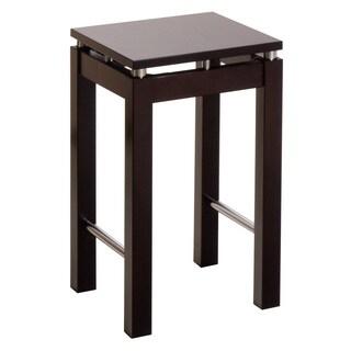 Winsome Linea Espresso Wood/Chrome Barstool