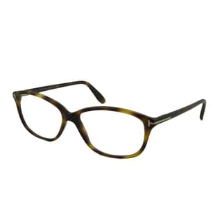 Tom Ford Women's TF5316 Rectangular Reading Glasses