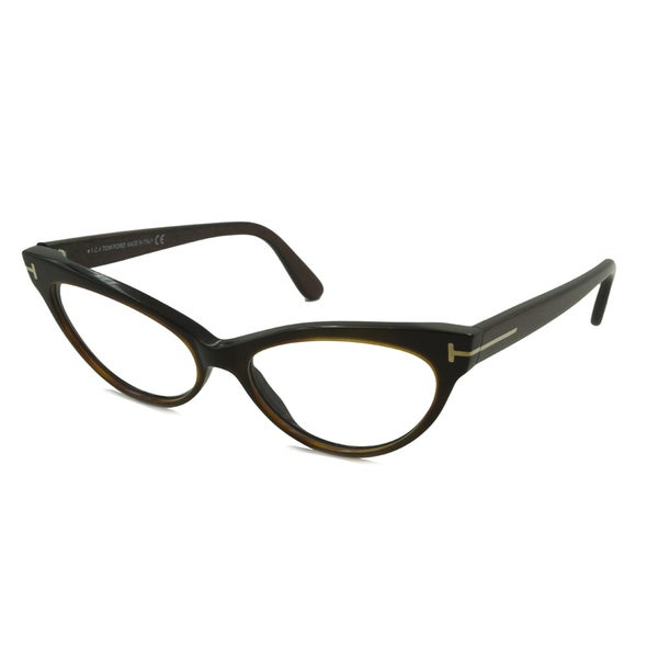 c257d84dbb Shop Tom Ford Women s TF5317 Cat-Eye Optical Frames - Free Shipping ...