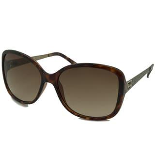 Guess Women's GU7144 Rectangular Sunglasses