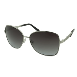 Guess Women's GU7368 Rectangular Sunglasses