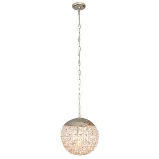 Juliette Crystal Globe Pendant Lamp