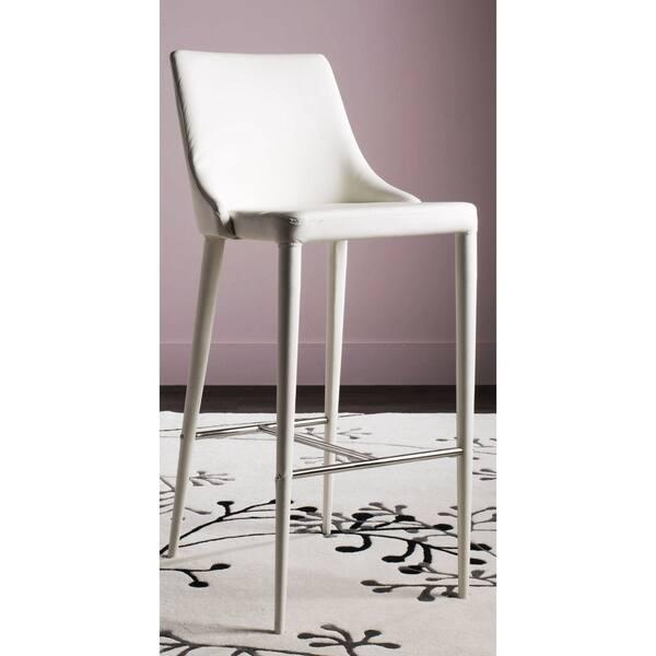 Enjoyable Shop Safavieh Mid Century Dining Summerset Modern 42 Inch Lamtechconsult Wood Chair Design Ideas Lamtechconsultcom