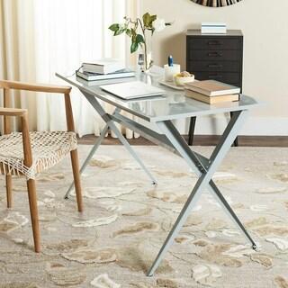 Safavieh Mid-Century Modern Chapman Grey Desk