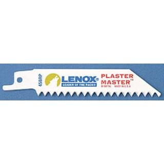 Lenox 20449-456RP 4-inch 6 TPI Plaster Master Reciprocating Blade