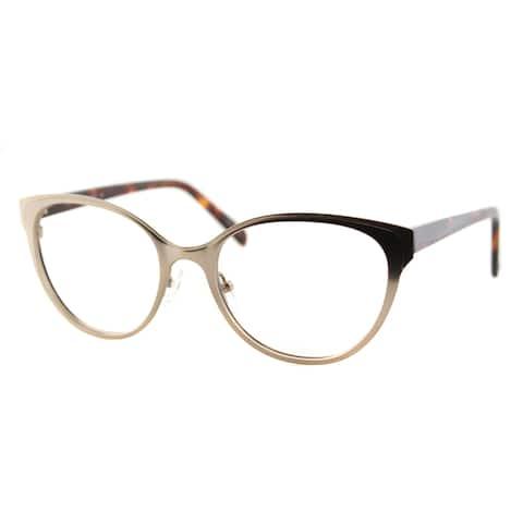 Cynthia Rowley Eyewear CR6043 No. 79 Blush Cat-eye Plastic Eyeglasses