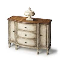 Butler Sheffield Toasted Marshmallow Console Cabinet