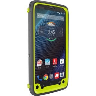 "Motorola Defender Series Otterbox Turbo Case CITRON KICK "" 77-50179"