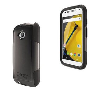 Otter 77-51063 Products Commuter Case for Moto E Second Generation/4G LTE in Black