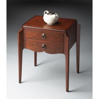 Butler Wilshire Plantation Cherry Accent Table