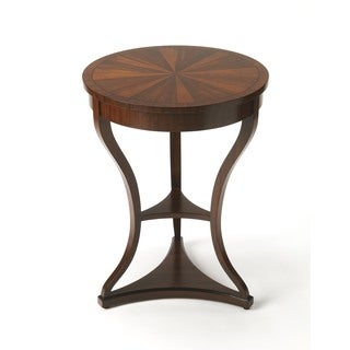 Butler Salma Mahogany End Table