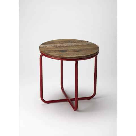 Handmade Industrial Chic Bunching Table (India)