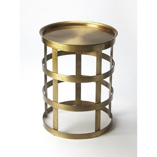 Butler Regis Industrial Chic Accent Table