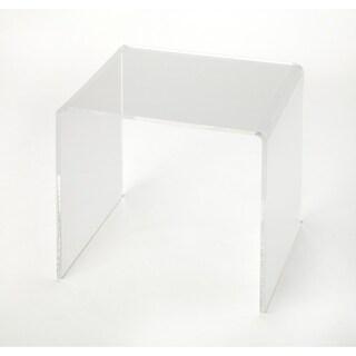 Butler Crystal Clear Acrylic Bunching Table