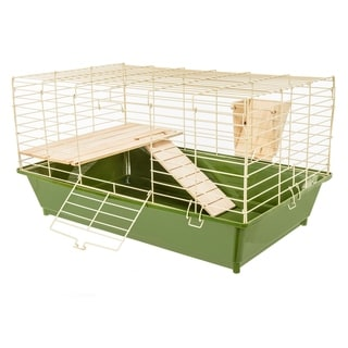 Link to Naturals 28-inch Guinea Pig Cage Similar Items in Small Animal Cages & Habitats