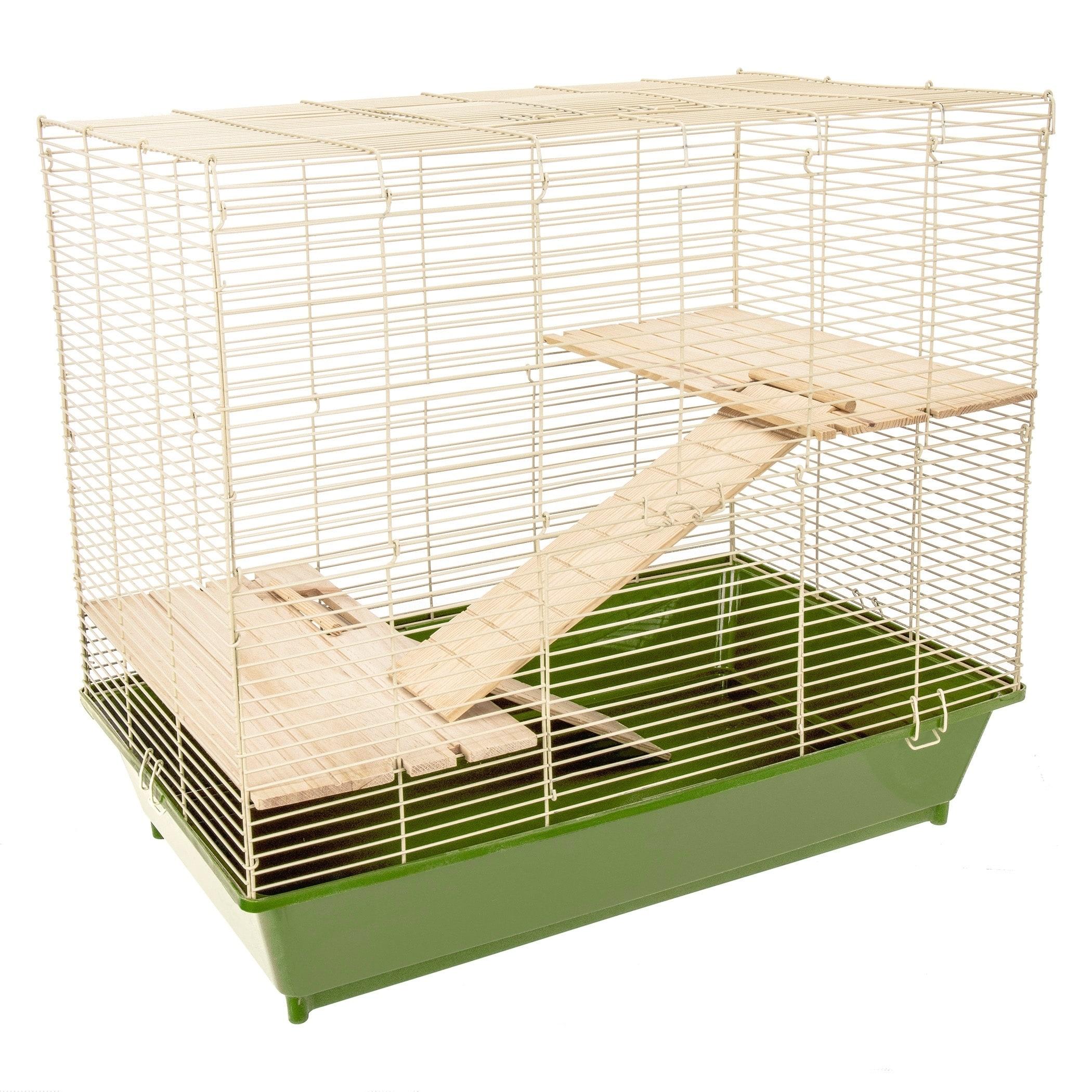 "Ware Naturals Wood 28-inch Chinchilla Cage Kit (28"")"