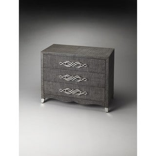 Butler Palmetto Raffia Drawer Chest