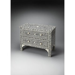 Butler Bone Inlay Chest