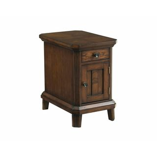 Broyhill Estes Park Chairside End Table