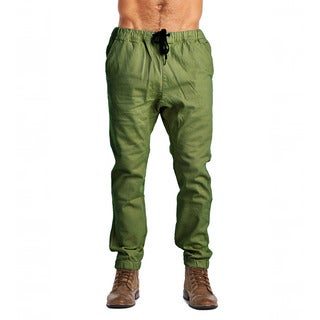 Dirty Robbers Olive Men's Joggers