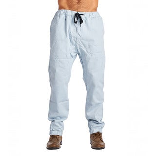 Dirty Robbers Sky Blue Design Mens Joggers