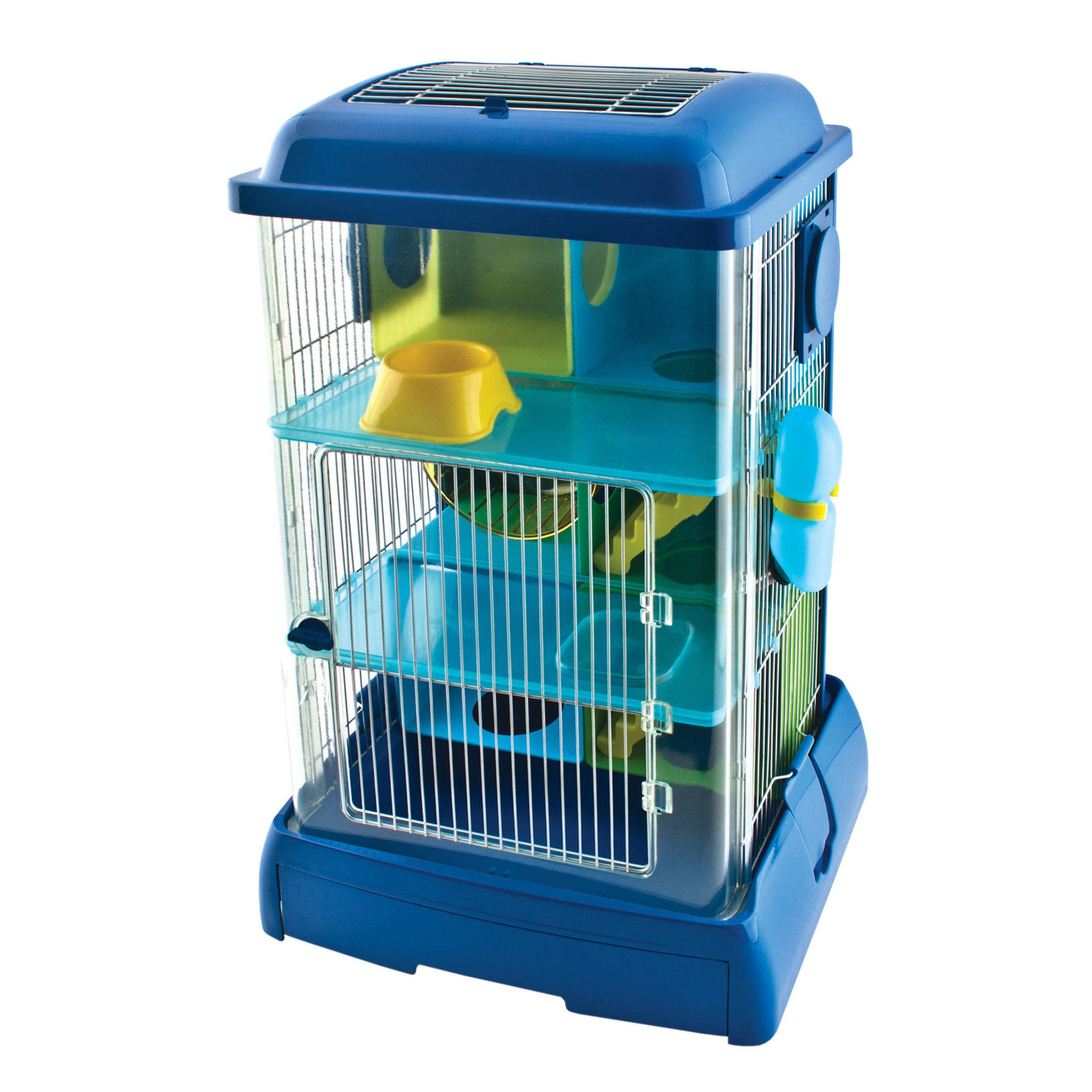 Ware Critter Universe Multicolor Plastic Small AvaTower H...