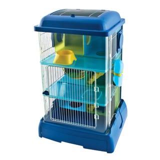 Ware Critter Universe Multicolor Plastic Small AvaTower Animal Cage