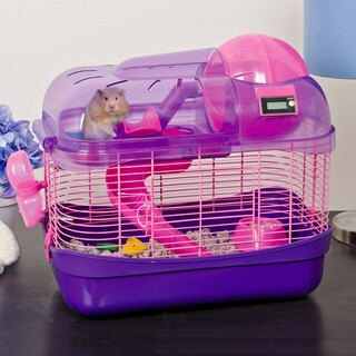 Ware Mfg. Inc. Spin City Health Club Hamster Cage